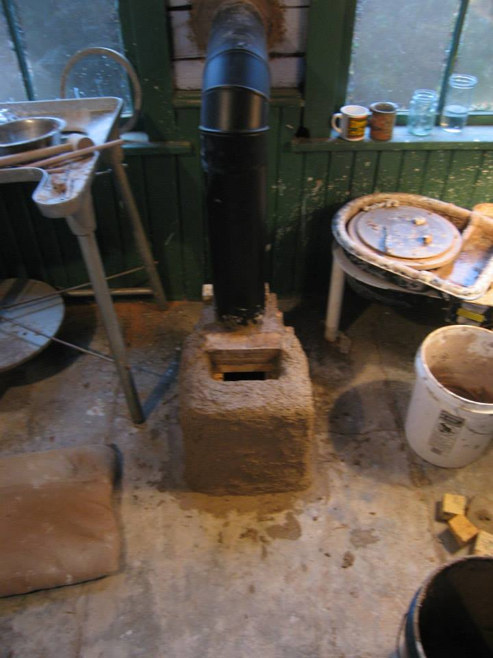 First edition of the stove