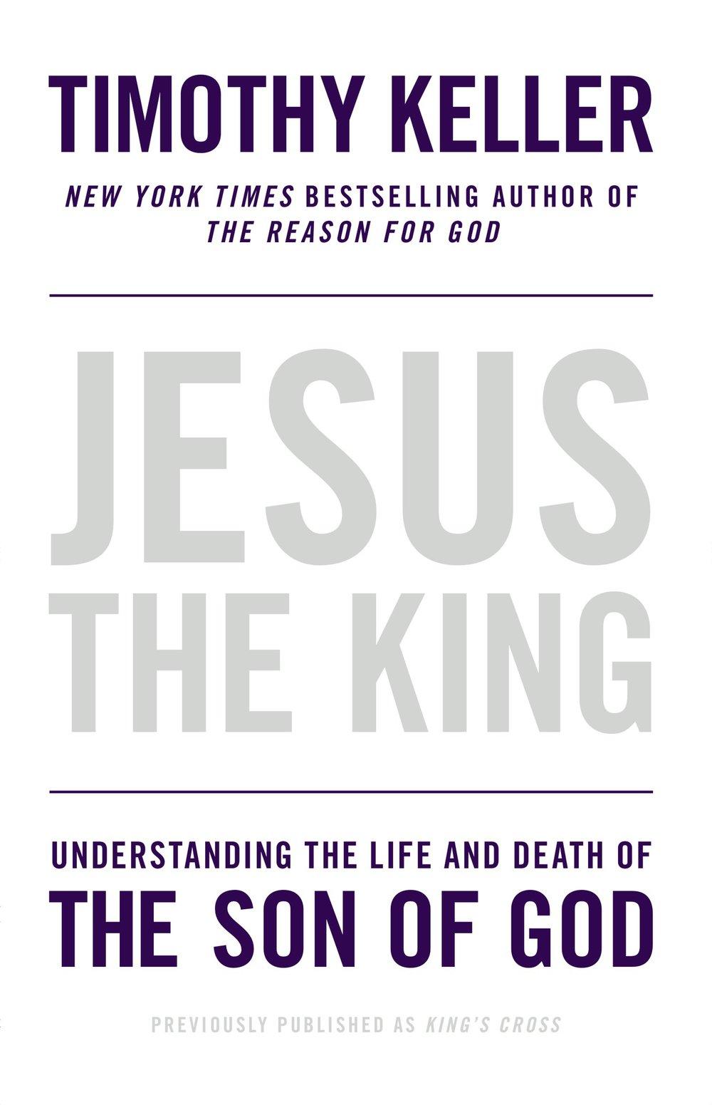 Timothy Keller Quotes Jesus The King  Timothy Keller