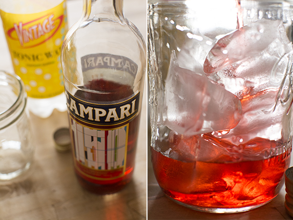 Campari and Tonic - chasing saturdays