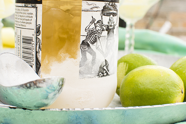 Tequila Soaked Sorbet — Chasing Saturdays