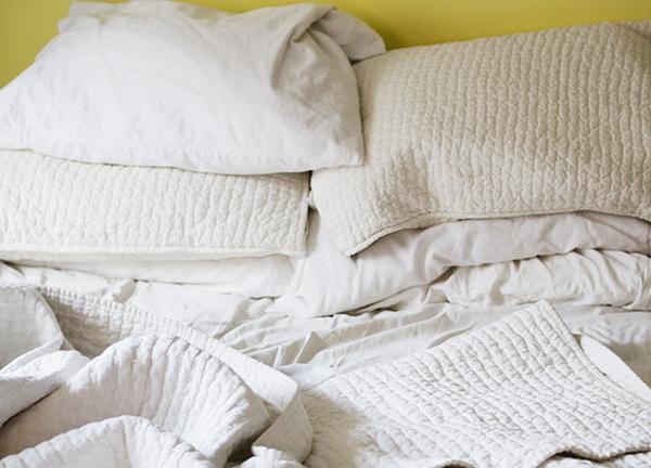 bedding - chasing saturdays