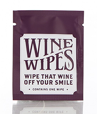 wine wipes - chasing saturdays