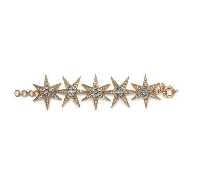J.Crew Starlight Bracelet