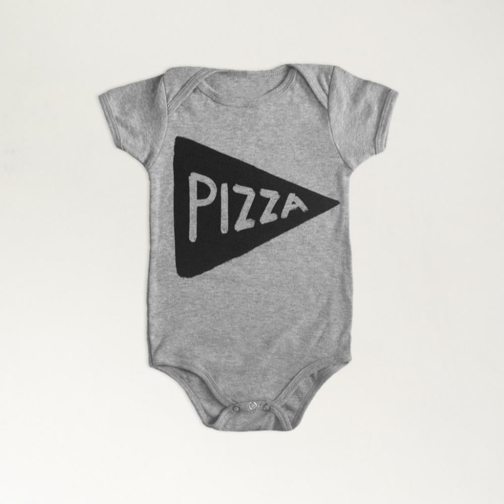 Design Life Kids - Pizza Onesie