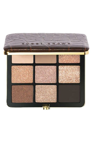 Bobbi Brown's Scotch on the Rocks Warm Glow Eyeshadow Palette