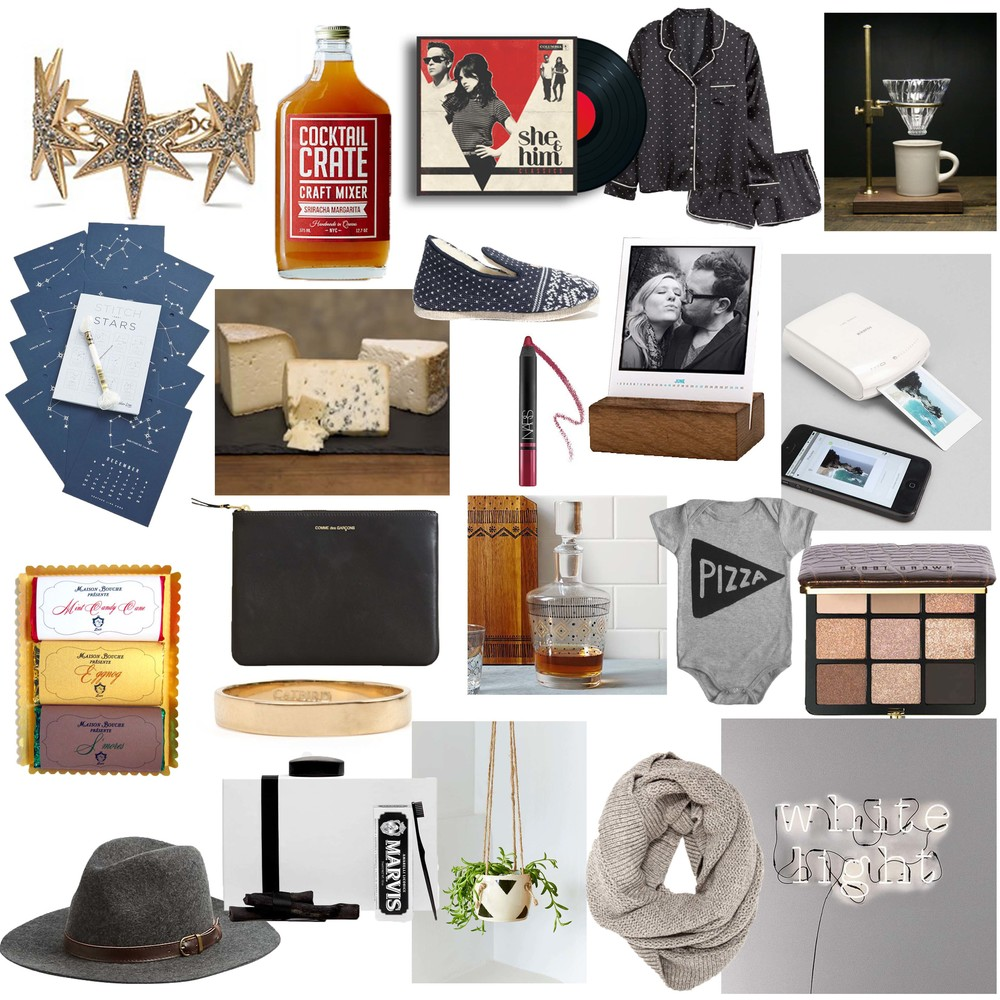 marisa's holiday gift guide 2014 - chasing saturdays