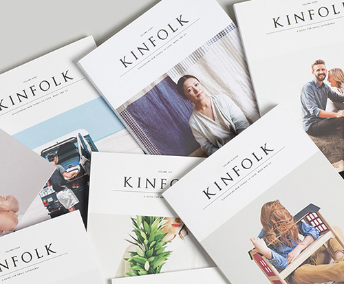 kinfolk magazine - chasing saturdays