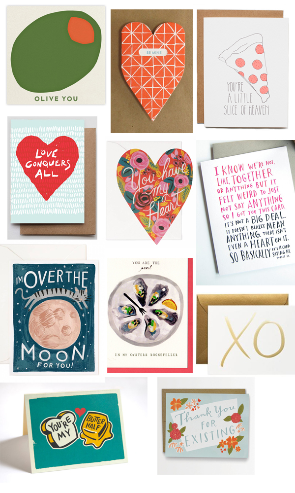 valentine's day cards - chasing saturdays