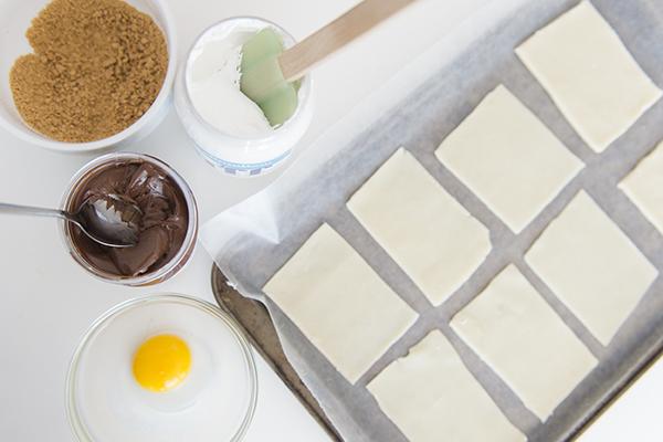 homemade s'more pop tarts - chasing saturdays