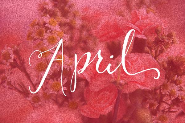 april - chasing saturdays