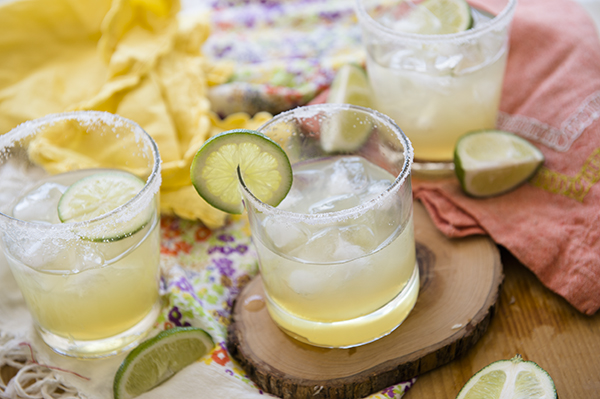 agave margaritas - chasing saturdays