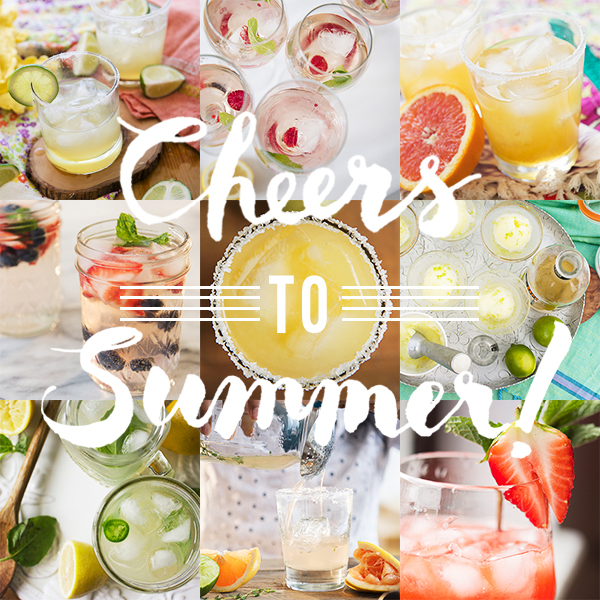 summer drink round-up - chasing saturdays