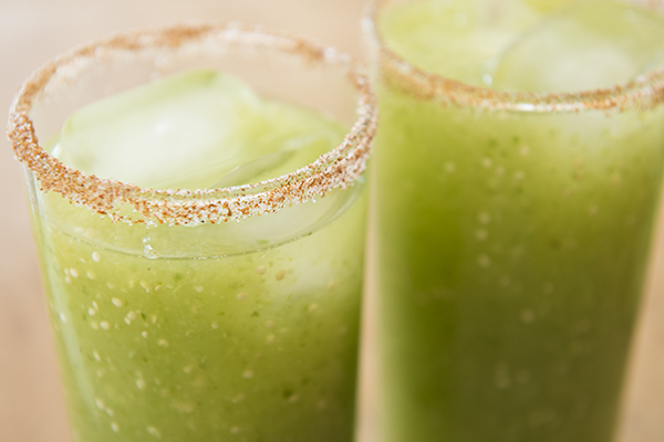 tomatillo mary recipe - chasing saturdays