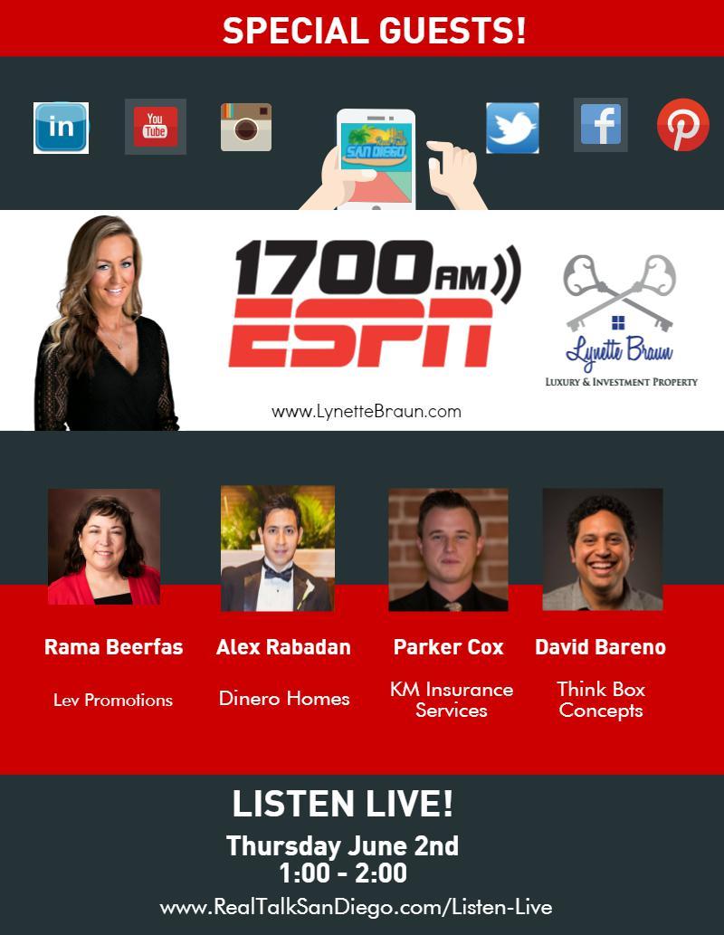ESPN Business Talk Show San Diego
