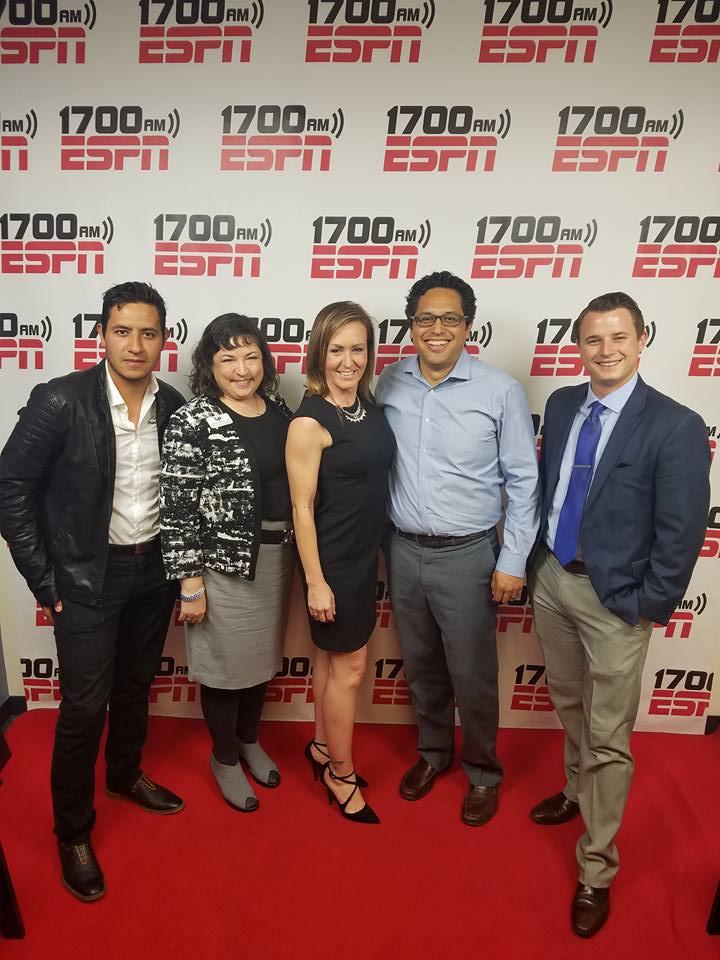 ESPN Radio Interview