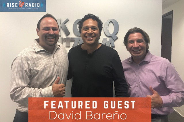 David Bareno Rise Up Radio