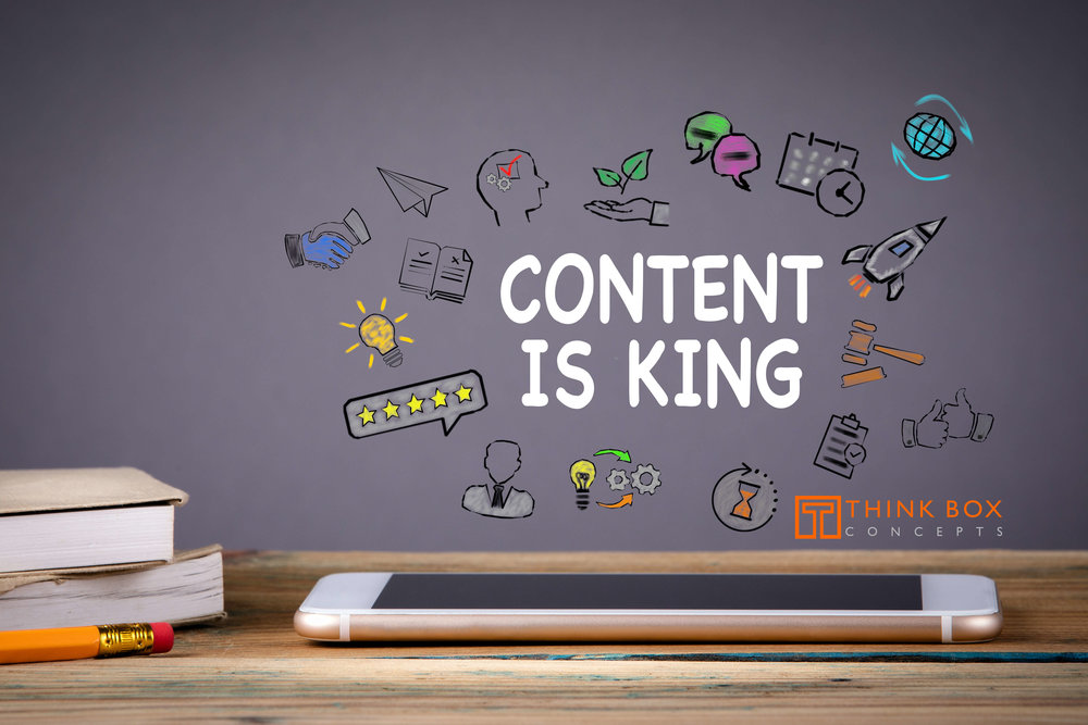 Content Is Marketing and King