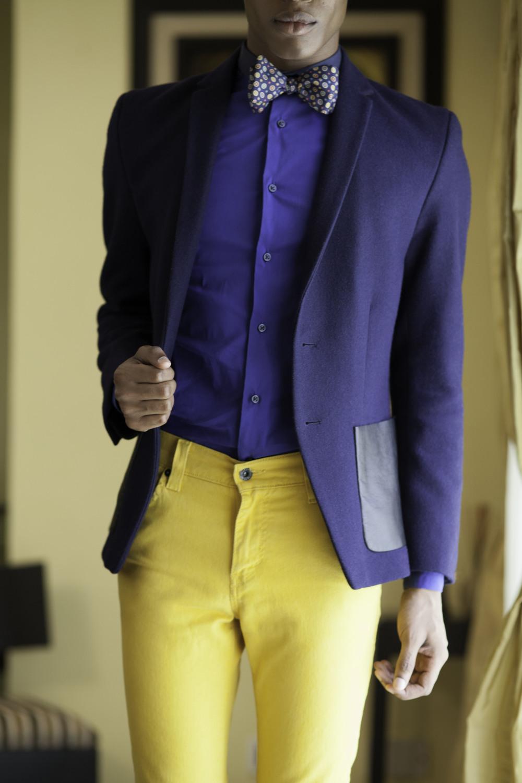 Mustard Pants : Levis