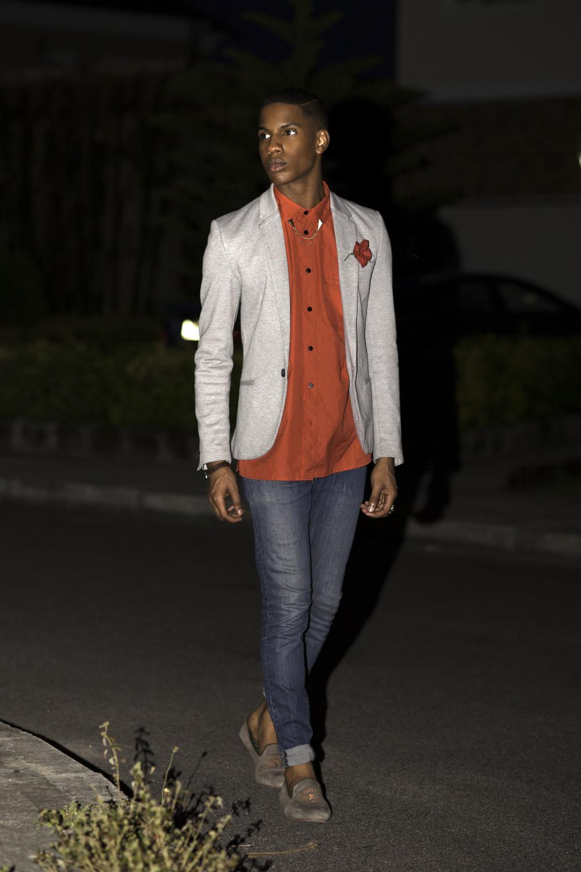 Blazer: Zara Man// Shirt: Marc Jacobs
