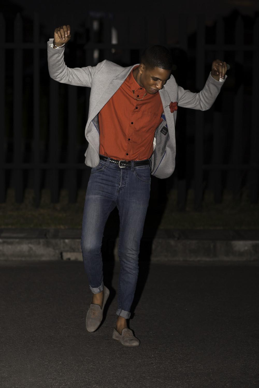 Belt: Topman // Shoes: Zara
