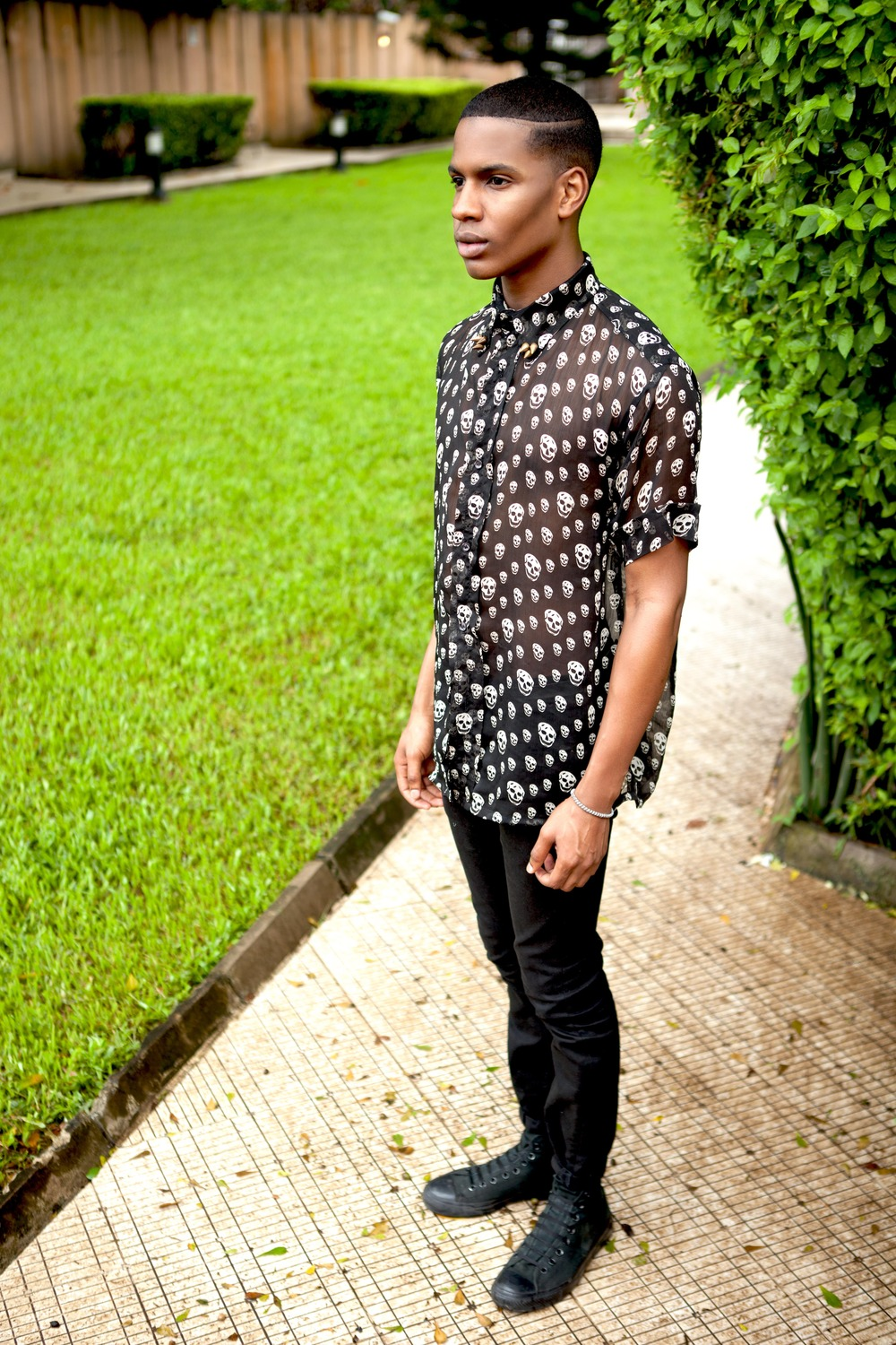 Shirt: House Of Nwocha