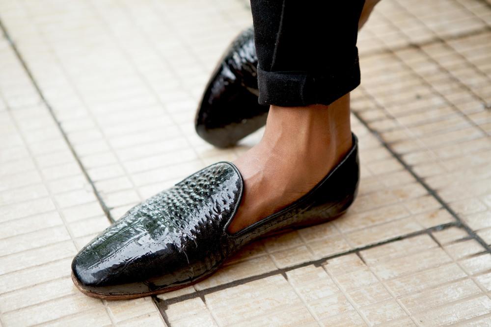 Shoes: Ralph Lauren