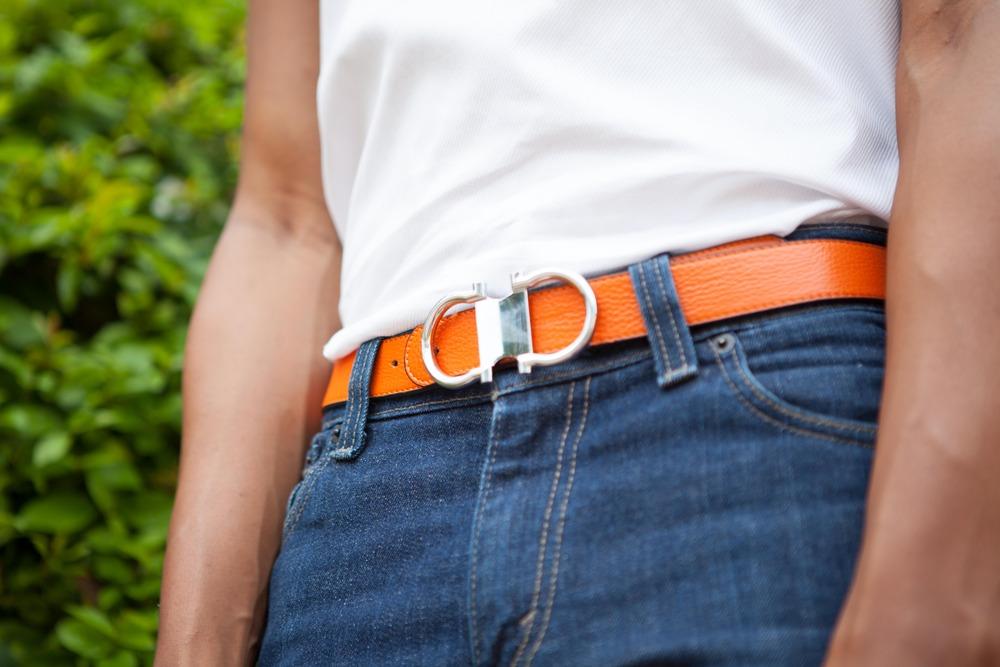 Belt: Reversible Salvatore Ferragamo