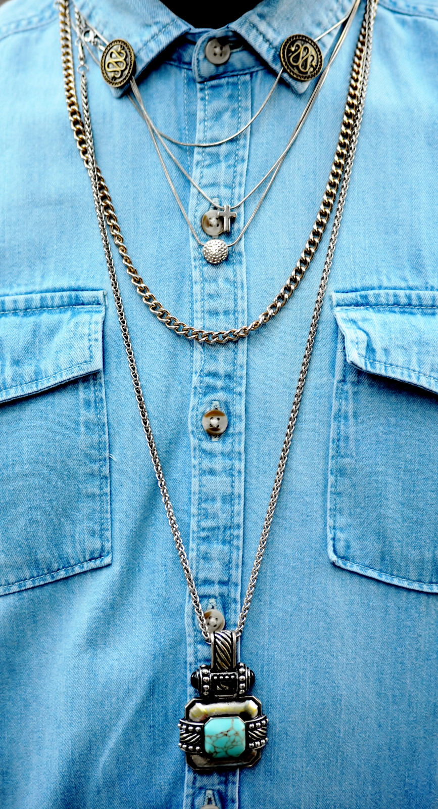 Necklaces : All Topman