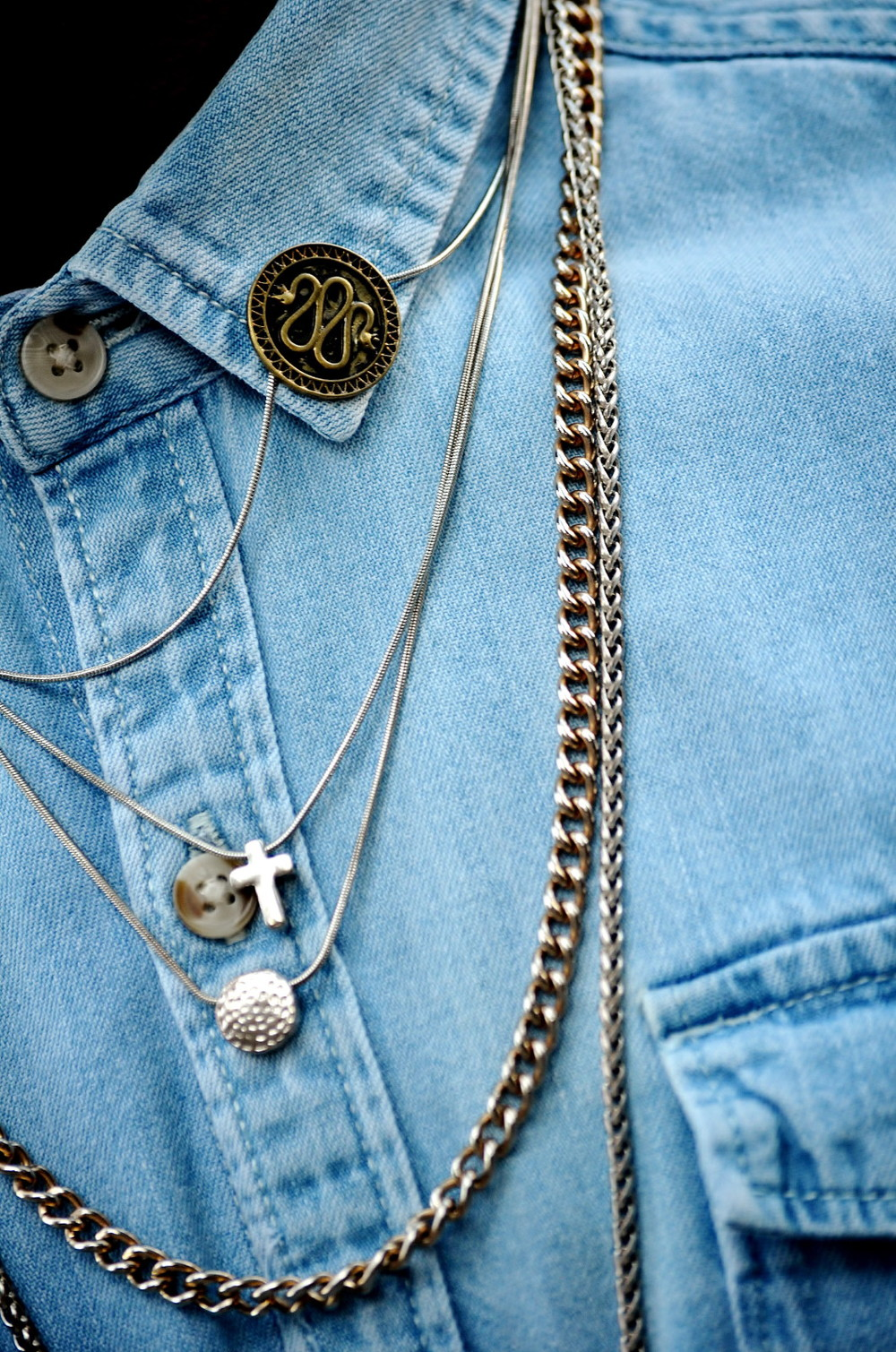Collar Tip: Topman