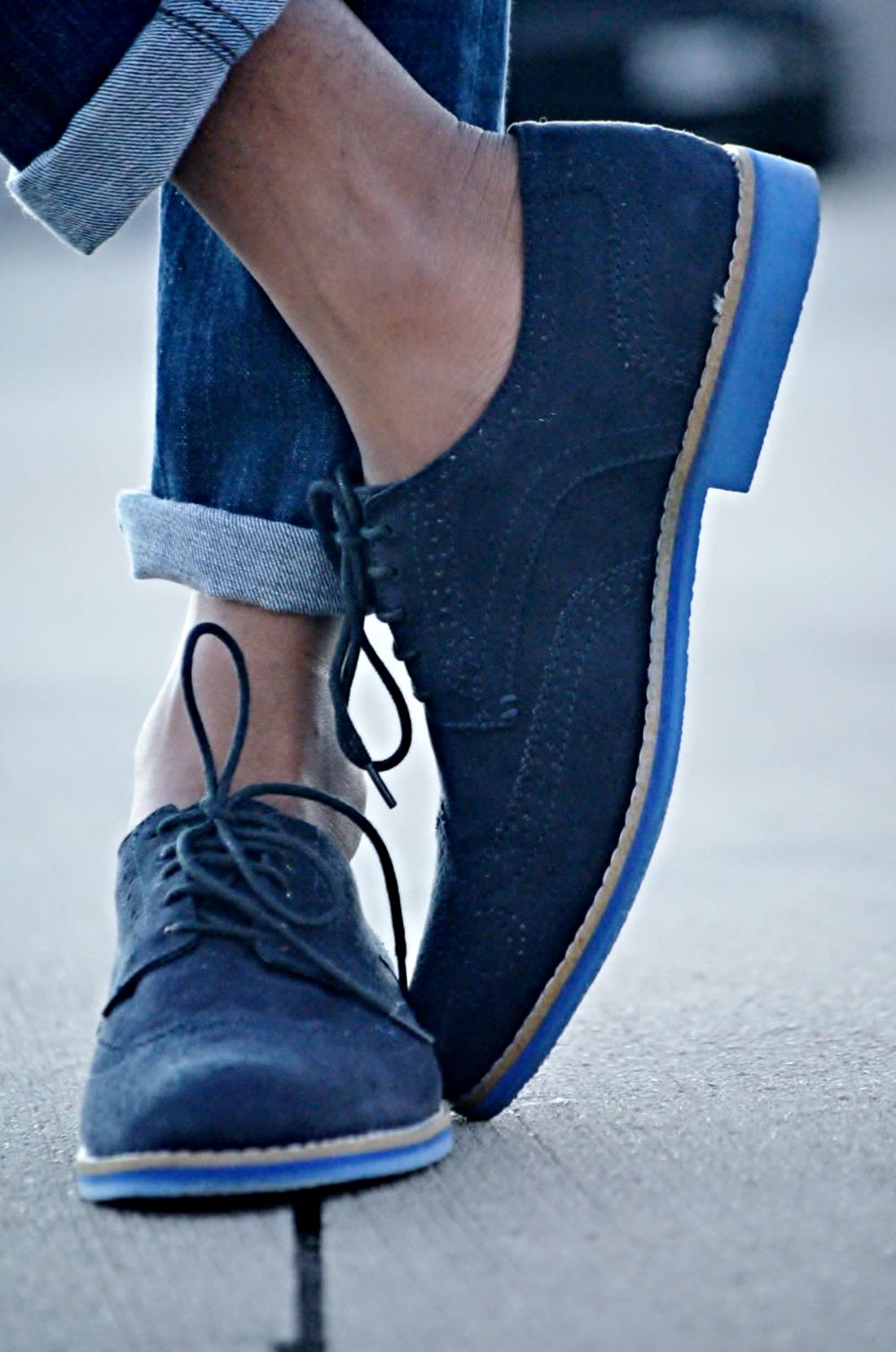 Shoes: H&M