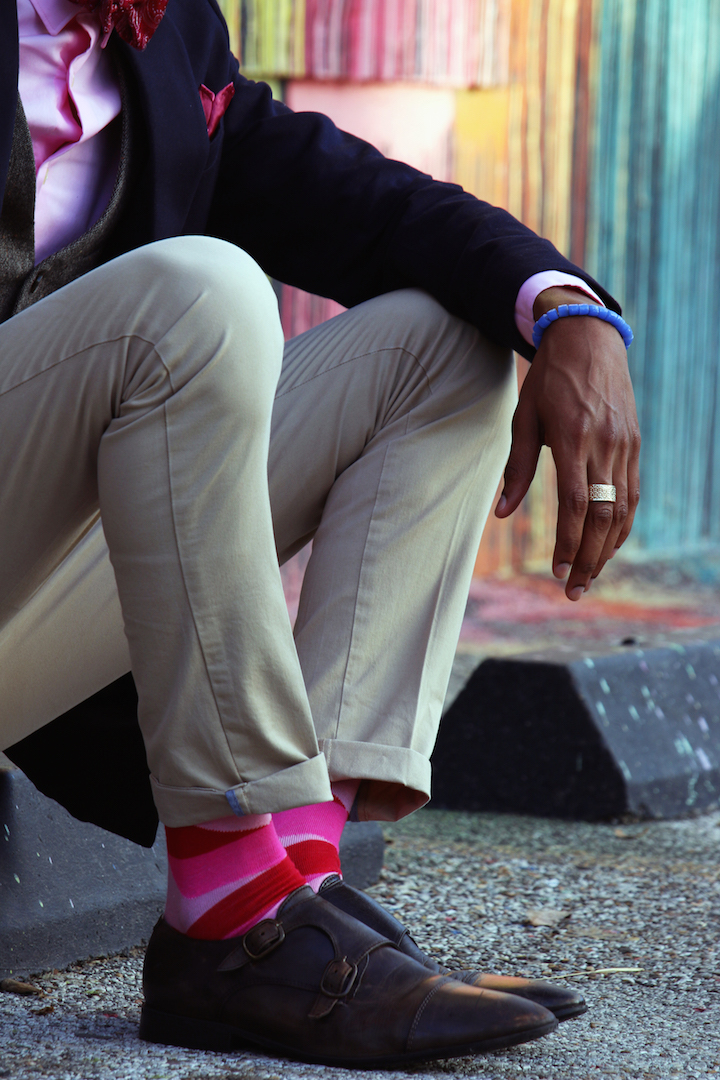 PINK CASHMERE SOCKS- Evoke Socks  || SHOES - Asos || RING - Asos