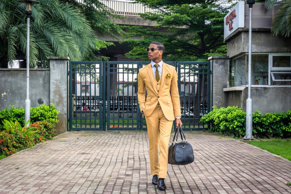 Leather Duffel Bag : Mr.Adams ( IG: @mradamsco) // Shoes : Zara