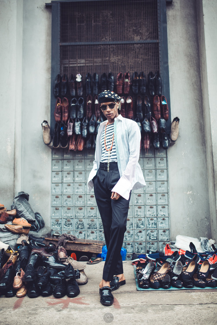 Top 5 Male Fashion Bloggers In Nigeria