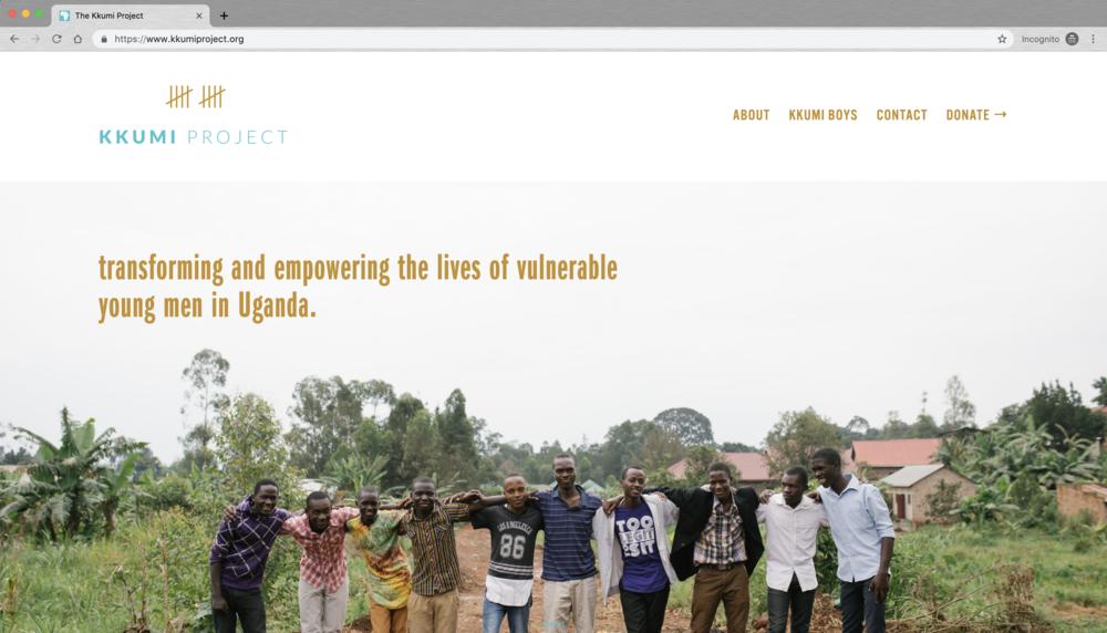 Kkumi Project Web 1