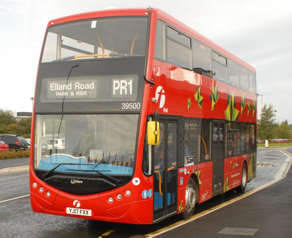Metrodecker EV Trial Leeds Park & Ride.JPG