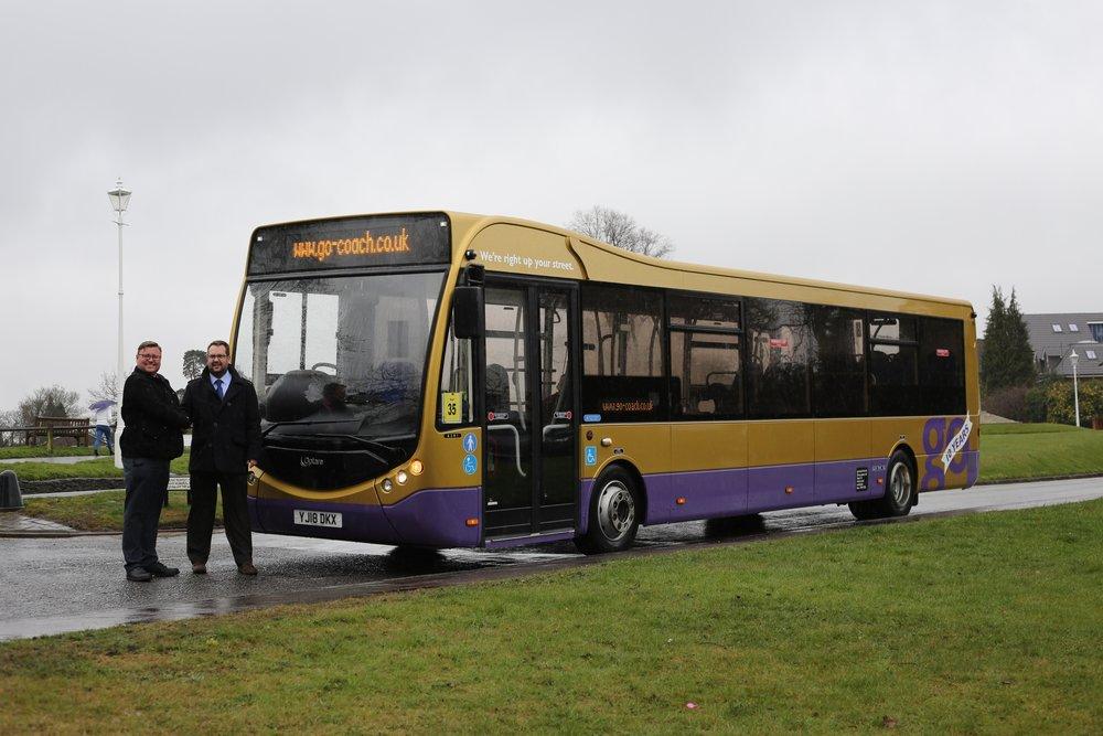 Go Coach 10 Year Gold Optare Metrocity handover.jpg
