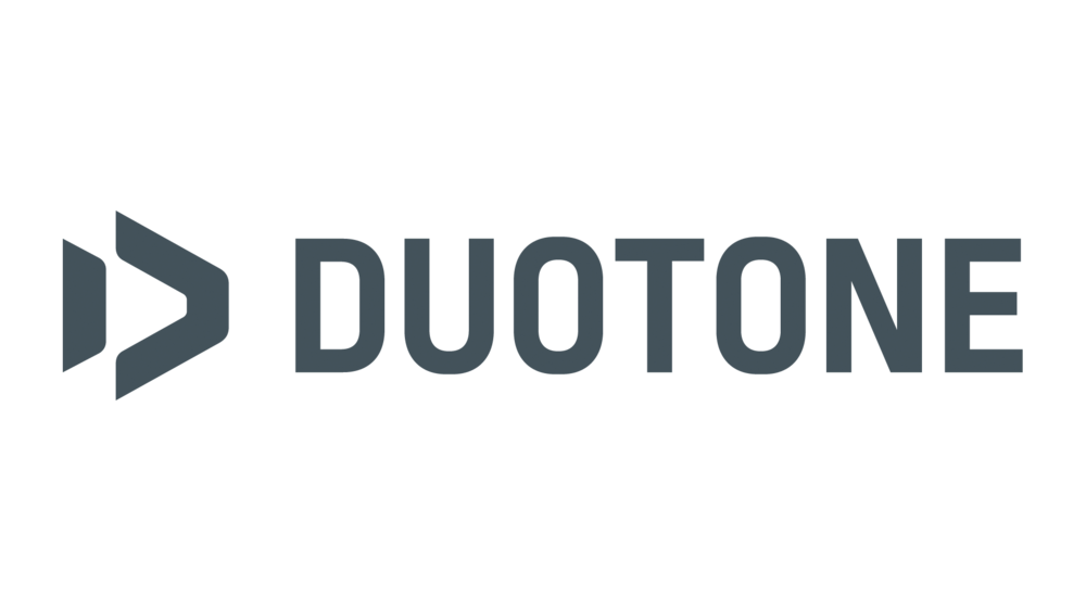 I ride for  Duotone , on the International team.