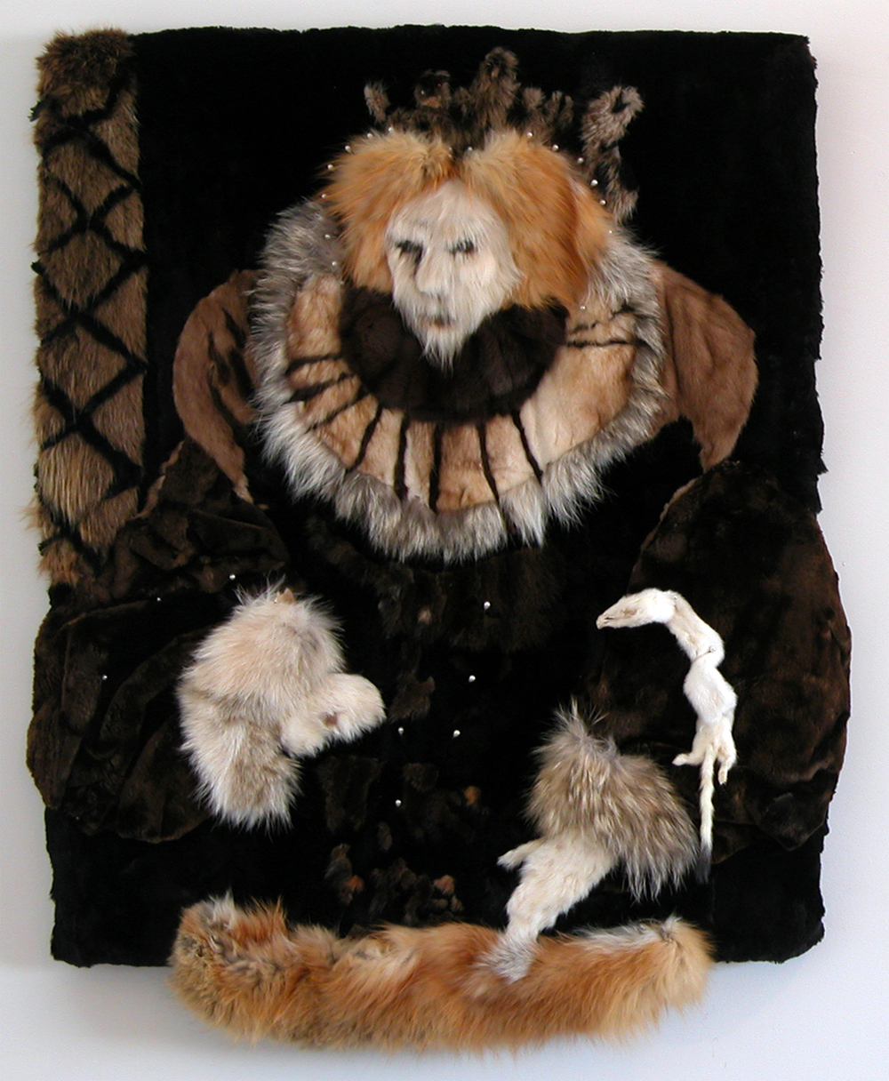Fur Queen Elizabeth I
