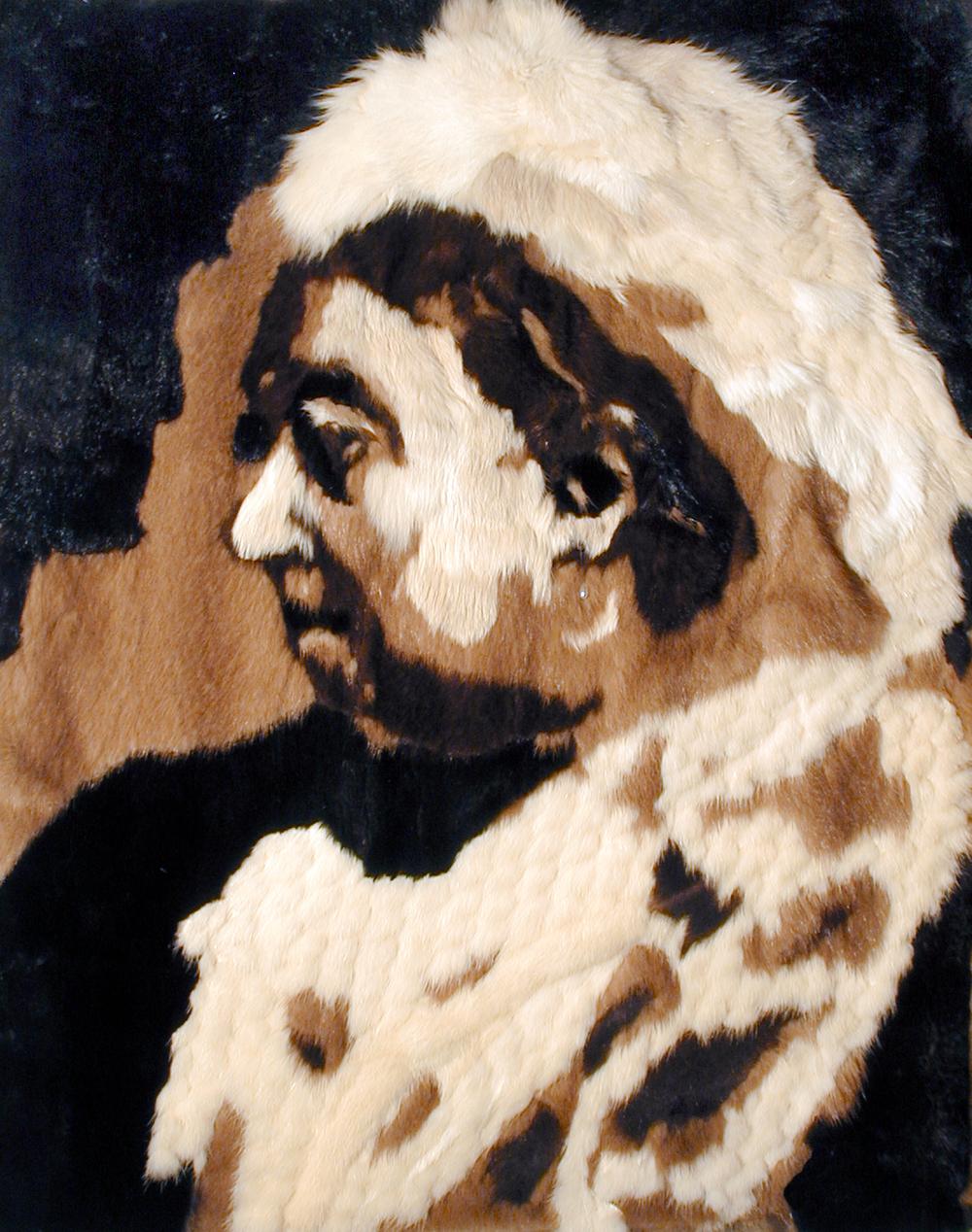 Fur Queen Victoria