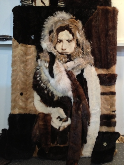 Mink Marianne (Wearing Fur)