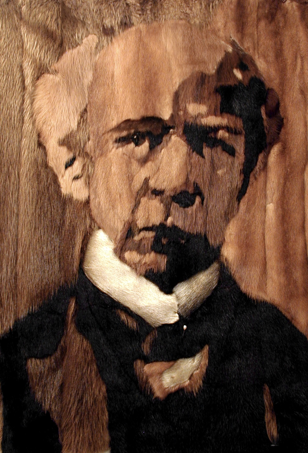 Fourrure Wilfred Laurier