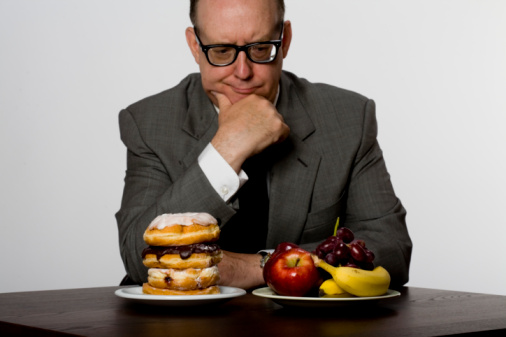 THE RELUCTANT NUTRITIONIST