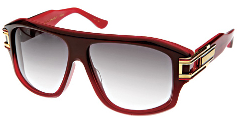DITA Grandmaster Three - Red - $1200