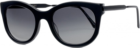 Thierry Lasry Limited Edition Lively - Matte Black - SOLD