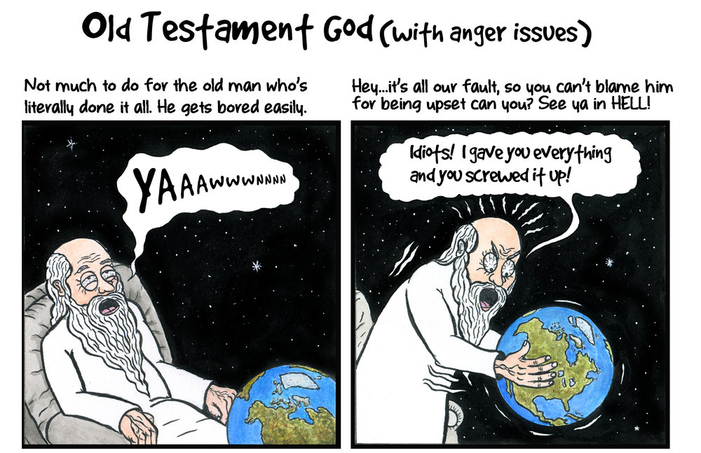old testament god