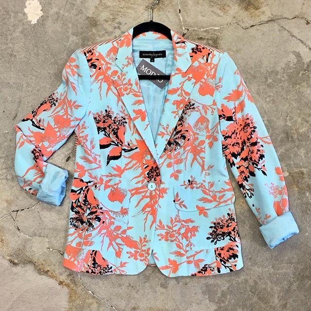 Nanette Lepore Size 2 $79 #floralprint #springfashion #shopping #resale #modaoresale