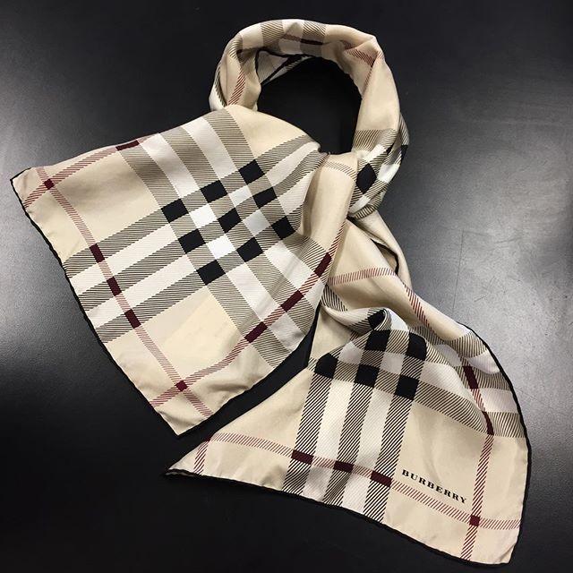 More #Burberry ❤️ $149 #silkscarf #womensfashion #shopping #resale #modaoresale #vanwa #pdx