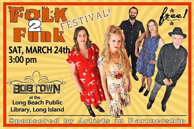 Hey Strong Island! Join us in Long Beach this Saturday, 3/24 at 3pm. Free show!