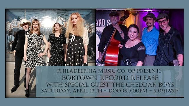 """Philly! This Saturday we're previewing song from our upcoming 4th album, """"Chasing the Sun,"""" hosted by the @phillymusiccoop at the @folksongsociety. Come see us and @thecheddarboys this weekend! Ticket link is in the bio. ❤️"""
