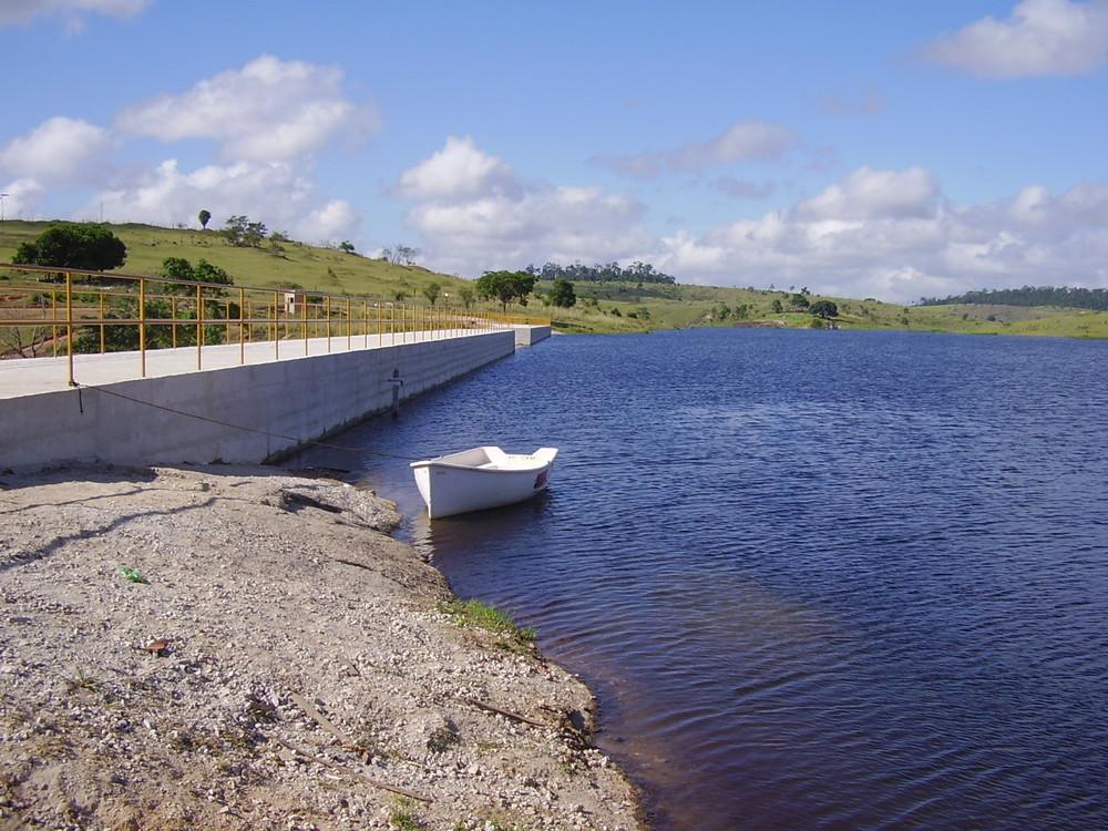 Barragem de Ponto Belo - Espírito Santo
